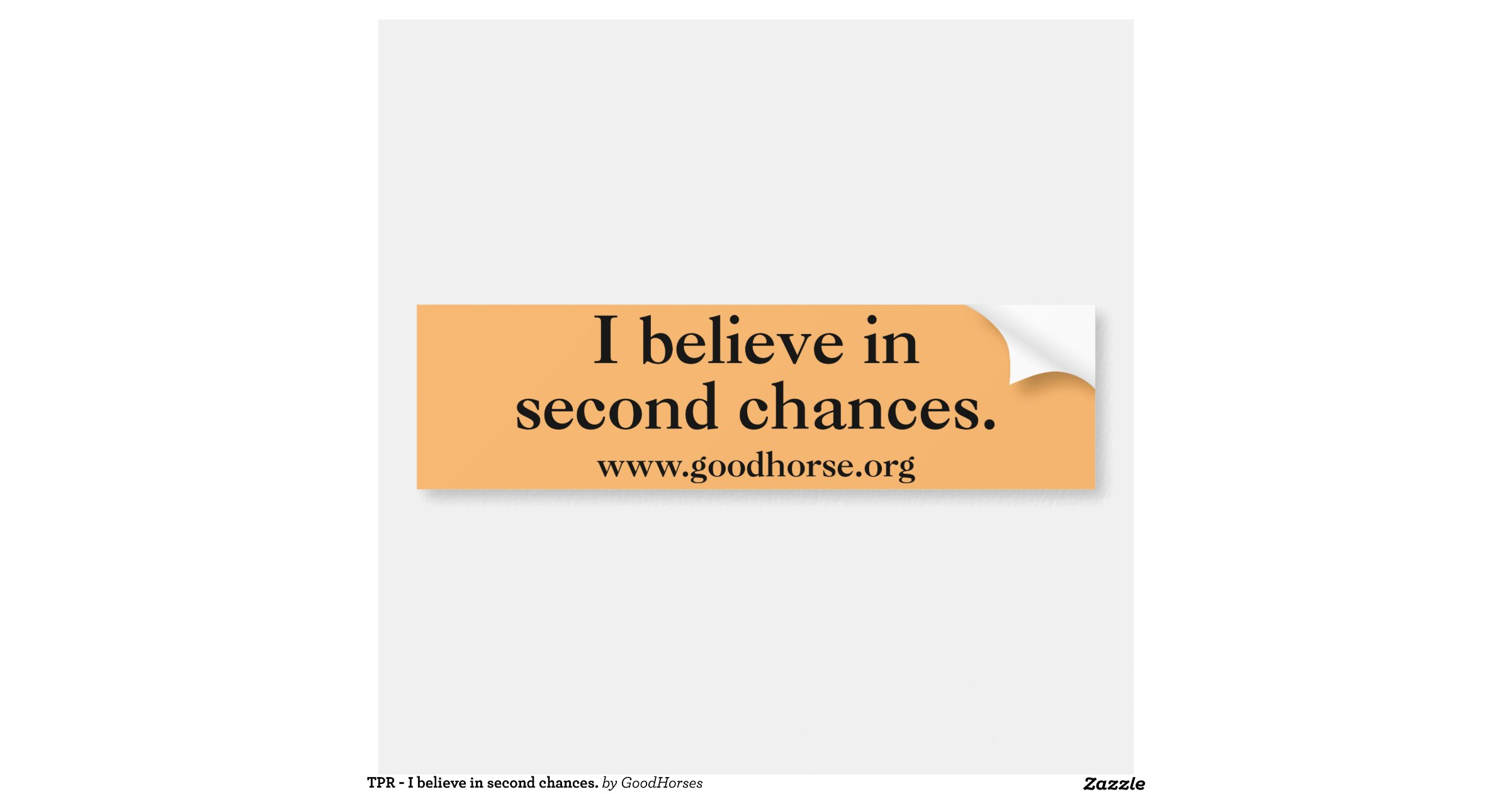 i believe in second chances Jack j this i believe essay i believe in second chances second chances are a great opportunity to do something over again what you do with your second chance is your choice.