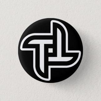 TqTninja no Mon 3 Cm Round Badge