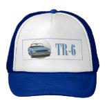 TR6 MESH HATS