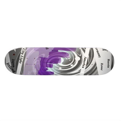 tra.4bywebbie skate boards