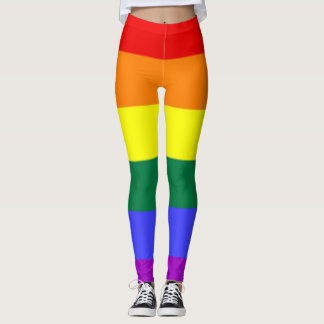 Traa-Tan's Rainbow Leggings