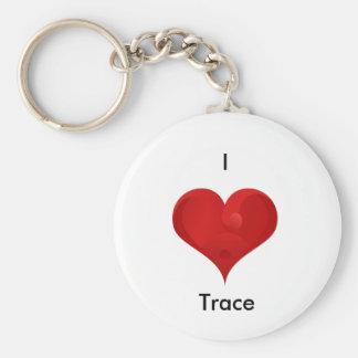 Trace Keychain