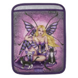 Tracey - Kitten Fairy - iPad Sleeve