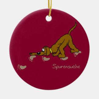 Tracing Christmas Ornament
