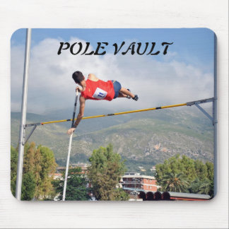 TRACK AND FIELD EVENTS MOUSE PAD