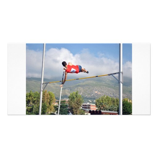 TRACK AND FIELD EVENTS PHOTO CARD