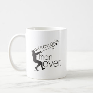Track and Field Hammer Throw Coffee Mug Gift