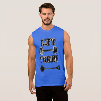 Track and Field Hammer Thrower Tank Top