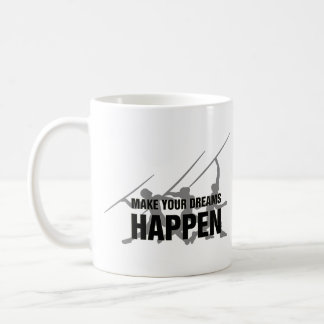 Track and Field Javelin Coffee Mug Gift