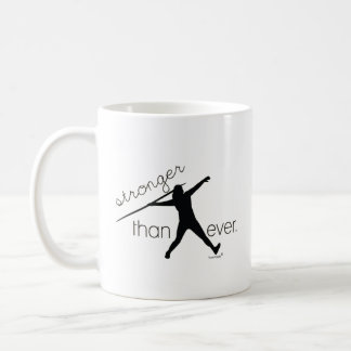 Track and Field Javelin Throw Coffee Mug Gift
