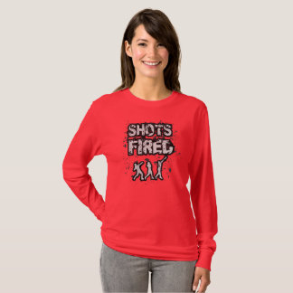 Track and Field Shot Put Long Sleeve Top