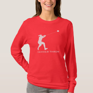 Track and Field - Women's Hammer Throw T-Shirt