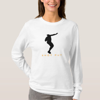 Track and Field - Women's Shot Put T-Shirt