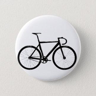 Track Bike 6 Cm Round Badge
