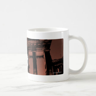 Track Bike Berlin Bronze Mug