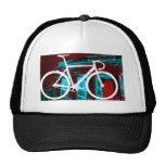 Track Bike Berlin - red blue Cap