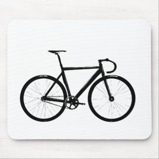 Track Bike Mouse Mats
