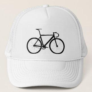 Track Bike Trucker Hat