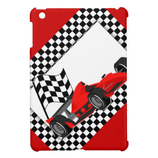 Track Car and Mini iPad Case-Customizable Case For The iPad Mini