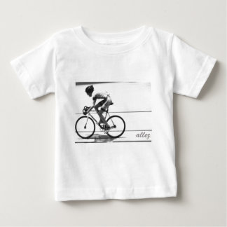 Track Cyclist Baby T-Shirt