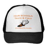 Track & Field customisable Trucker Hat