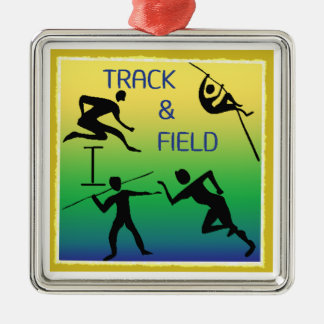 TRACK & FIELD Ornament