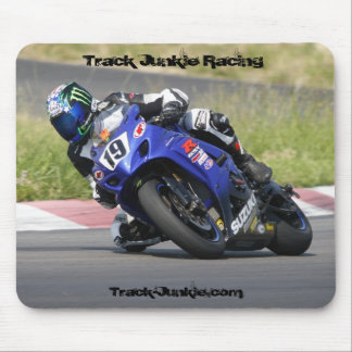 Track Junkie Racing Mouse Pad 1