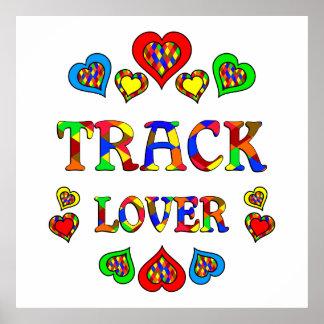 Track Lover Print