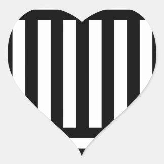 Track Performance Meet your Goals Wisdom image Heart Sticker