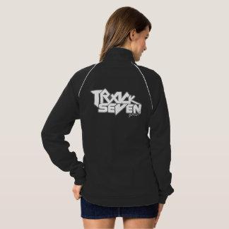 Track Seven Band California Fleece track jacket