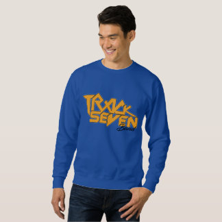 Track Seven Band NYK colorway crewneck sweatshirt