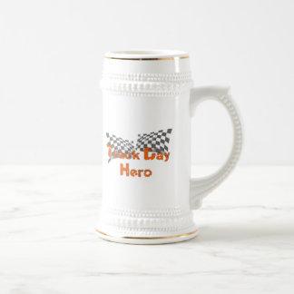 Trackday Hero Beer Mug