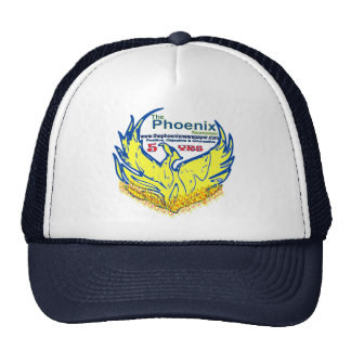 tracker hat-customized-phoenix newspaper launch cap