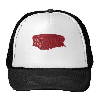 Tracker rock Rocker club Band Trucker Hat