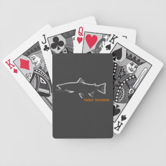 Tracker Tracker Playing Cards