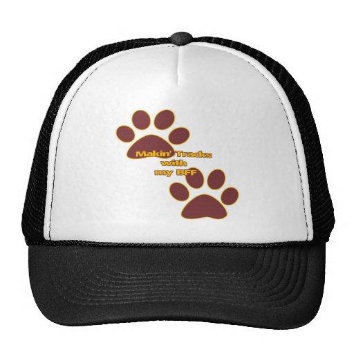 Trackin BFF Mesh Hats