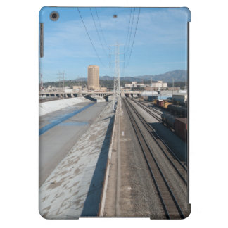 tracks in the distance iPad air covers