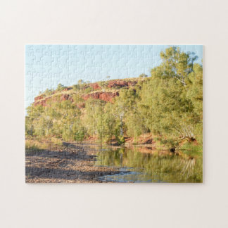 Tracks To The Camping Grounds Jigsaw Puzzle