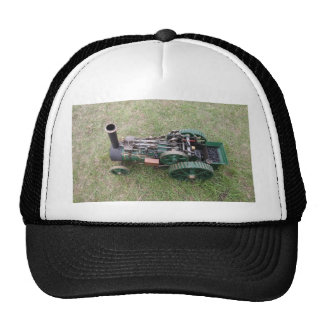 Traction Engine Model Cap