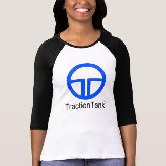 TractionTank 3/4 Sleeve Raglan Shirt