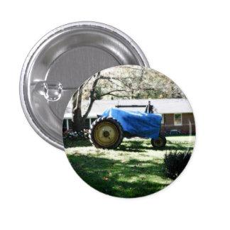Tractor 3 Cm Round Badge