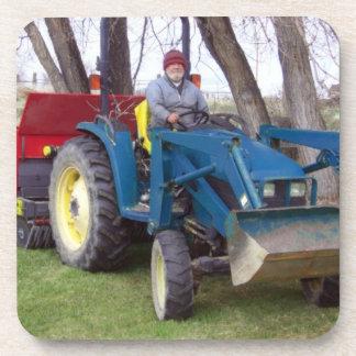 Tractor Dad Coasters