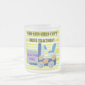 Tractor Girl Tshirts and Gifts Mug
