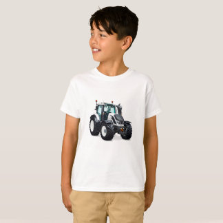 Tractor image for Boy's T-shirt