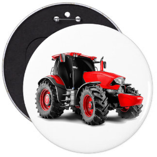 Tractor image for Colossal-Round-Badge 6 Cm Round Badge