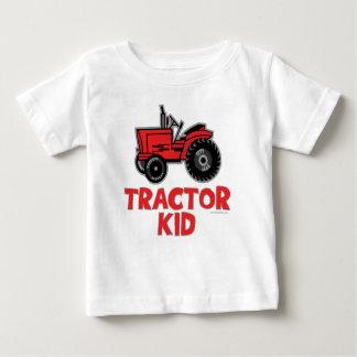 Tractor Kid Baby T-Shirt