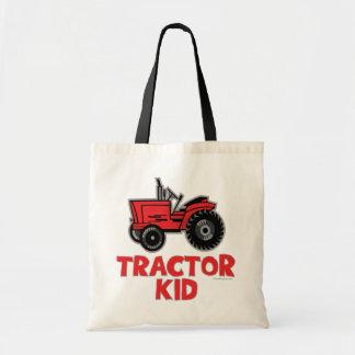 Tractor Kid Tote Bag