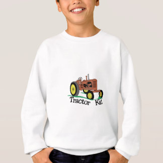 Tractor Kid Sweatshirt