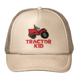 Tractor Kid Trucker Hat