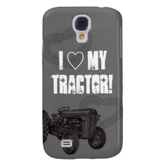 Tractor Love iPhone Case Samsung Galaxy S4 Cover